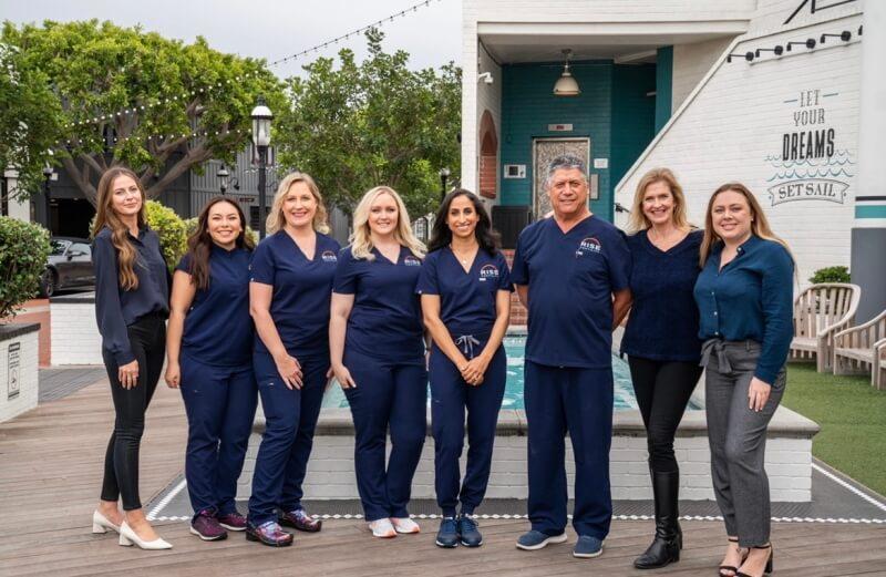 rise fertility team photo