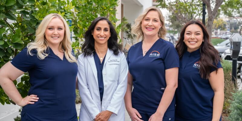 rise fertility pregnancy experts